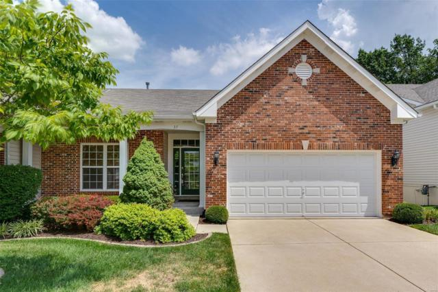 37 Eagle Cove Lane, Saint Charles, MO 63303 (#18063199) :: Clarity Street Realty