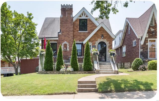 5208 Pernod Avenue, St Louis, MO 63139 (#18063446) :: Clarity Street Realty