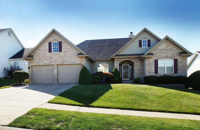 1355 Norwood Hills Drive, O'Fallon, MO 63366 (#18063991) :: PalmerHouse Properties LLC