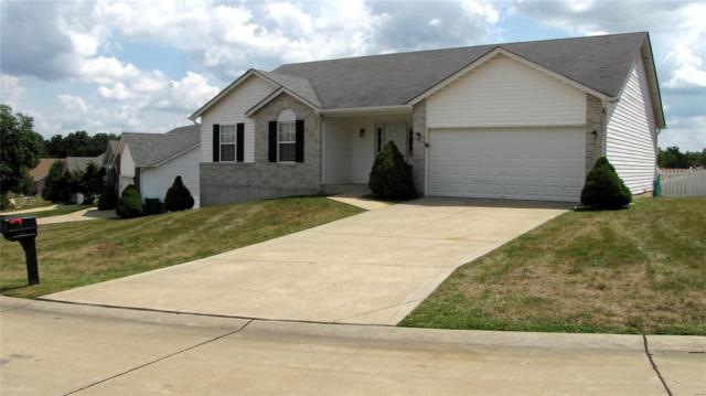 1252 N Brampton Drive, Saint Charles, MO 63304 (#18064074) :: St. Louis Finest Homes Realty Group