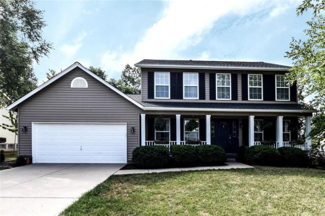 5475 Precious Stone Court, Saint Charles, MO 63304 (#18064165) :: St. Louis Finest Homes Realty Group