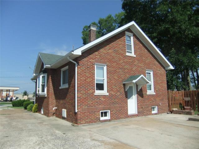 714 N Jefferson, Mascoutah, IL 62258 (#18064311) :: Holden Realty Group - RE/MAX Preferred