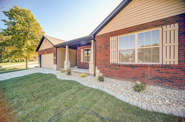 4910 Oak Falls, Waterloo, IL 62298 (#18064366) :: Holden Realty Group - RE/MAX Preferred