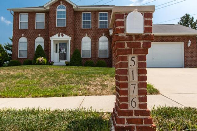 5176 Depaul, Fairview Heights, IL 62208 (#18065173) :: Holden Realty Group - RE/MAX Preferred