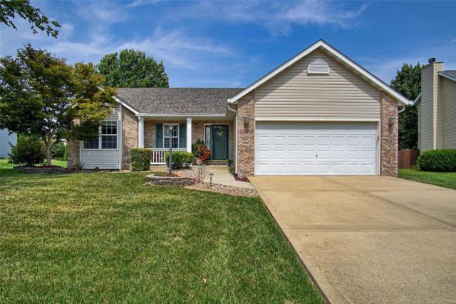 2717 Falcon Crest Drive, Edwardsville, IL 62025 (#18066882) :: Clarity Street Realty