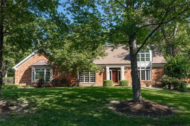 23 Deer Creek Woods, Ladue, MO 63124 (#18067668) :: Kelly Hager Group   TdD Premier Real Estate