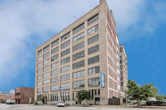 2020 Washington Avenue #610, St Louis, MO 63103 (#18067805) :: The Becky O'Neill Power Home Selling Team