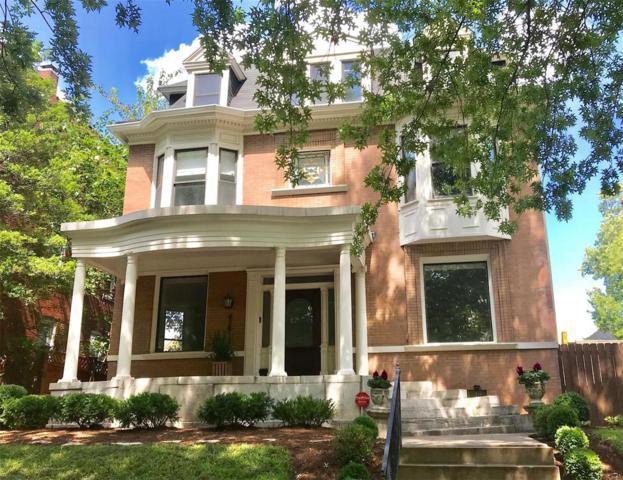4367 Mcpherson Avenue, St Louis, MO 63108 (#18071461) :: PalmerHouse Properties LLC