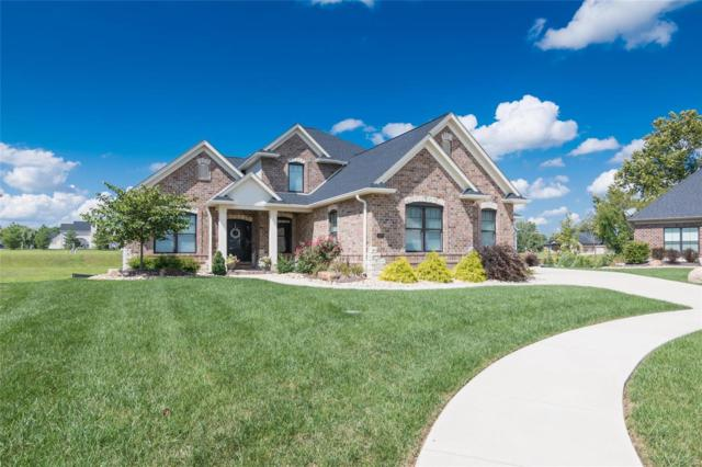 1507 Beveridge Court, Edwardsville, IL 62025 (#18071630) :: Holden Realty Group - RE/MAX Preferred