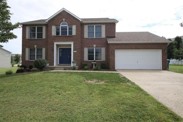 13 Eagles Landing Drive, Shiloh, IL 62221 (#18071826) :: Clarity Street Realty