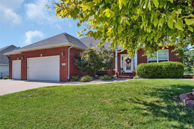 73 Raes Creek Drive, Granite City, IL 62040 (#18072240) :: Holden Realty Group - RE/MAX Preferred