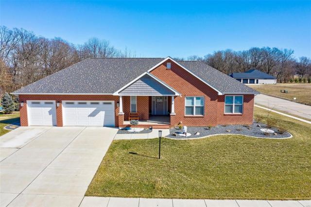 725 Admiral Wendt Parkway, Millstadt, IL 62260 (#18074104) :: RE/MAX Professional Realty