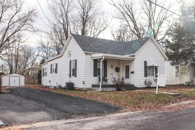 104 Sarah Street, Troy, IL 62294 (#18074125) :: Fusion Realty, LLC