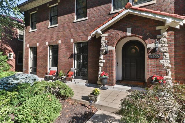 7159 Westmoreland Drive, University City, MO 63130 (#18074589) :: Kelly Hager Group | TdD Premier Real Estate