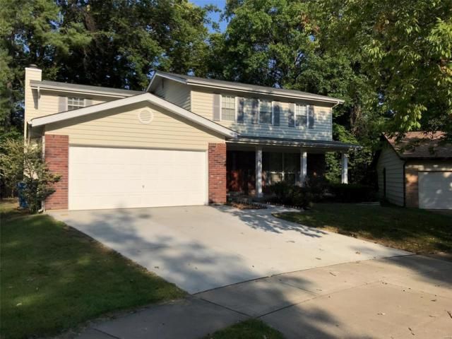 2385 Cedar Dale, Maryland Heights, MO 63043 (#18074601) :: RE/MAX Vision