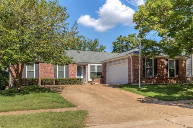16486 Hollister Crossing Drive, Wildwood, MO 63011 (#18074920) :: Barrett Realty Group