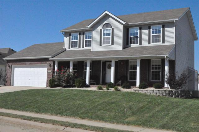 1065 Flora Lake Court, Belleville, IL 62221 (#18074938) :: Clarity Street Realty