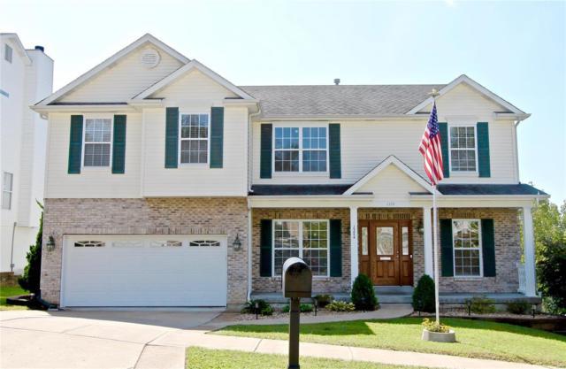 1374 Mosswoods Drive, Fenton, MO 63026 (#18075082) :: PalmerHouse Properties LLC