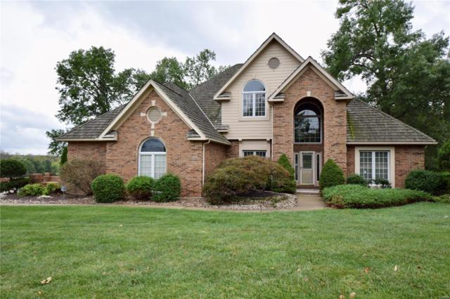 6608 Fox Creek Drive, Edwardsville, IL 62025 (#18075466) :: Fusion Realty, LLC