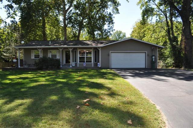814 Crestland Drive, Ballwin, MO 63011 (#18075503) :: The Kathy Helbig Group