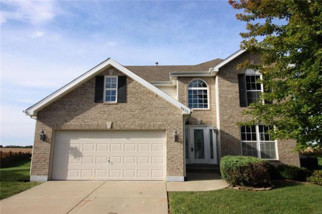 6833 Brandywine Court, Fairview Heights, IL 62208 (#18076355) :: Fusion Realty, LLC