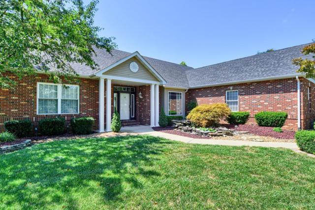 33 Hillsborough Drive, Collinsville, IL 62234 (#18076769) :: Fusion Realty, LLC