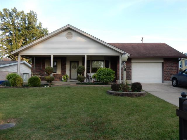 3418 S Cordes Drive, Unincorporated, MO 63125 (#18079111) :: Walker Real Estate Team