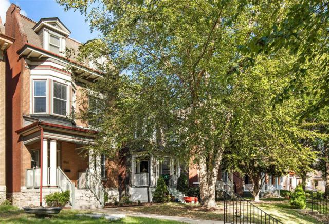 4161 West Pine Boulevard, St Louis, MO 63108 (#18079994) :: PalmerHouse Properties LLC