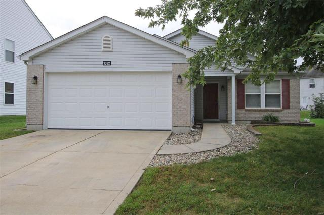 1532 Autumn Lakes Lane, Mascoutah, IL 62258 (#18080039) :: Holden Realty Group - RE/MAX Preferred