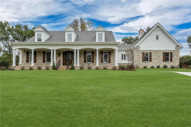 1 Georgian Acres, Frontenac, MO 63131 (#18081613) :: Walker Real Estate Team