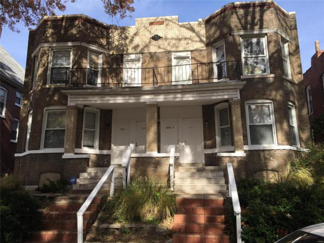 5069 Vernon Avenue, St Louis, MO 63113 (#18082331) :: RE/MAX Professional Realty