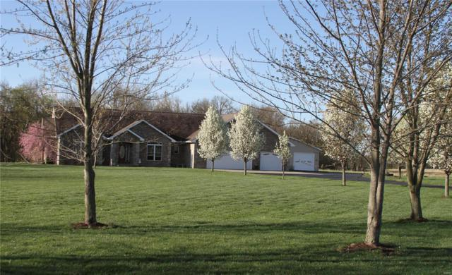 886 Hollyhock Road, COULTERVILLE, IL 62237 (#18082517) :: Holden Realty Group - RE/MAX Preferred