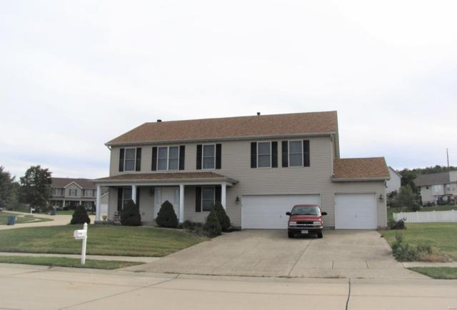 21 Eagles Landing Drive, Shiloh, IL 62221 (#18082782) :: Holden Realty Group - RE/MAX Preferred