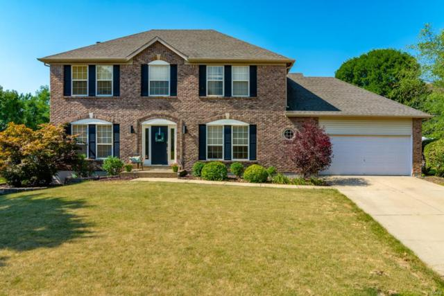 949 Wolfrum Glen Court, Saint Peters, MO 63304 (#18083432) :: St. Louis Finest Homes Realty Group