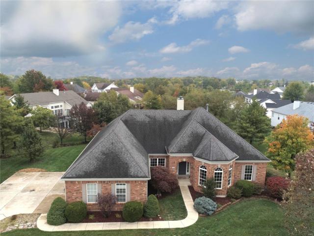 2606 Braemar Parkway, Lake St Louis, MO 63367 (#18084415) :: Barrett Realty Group