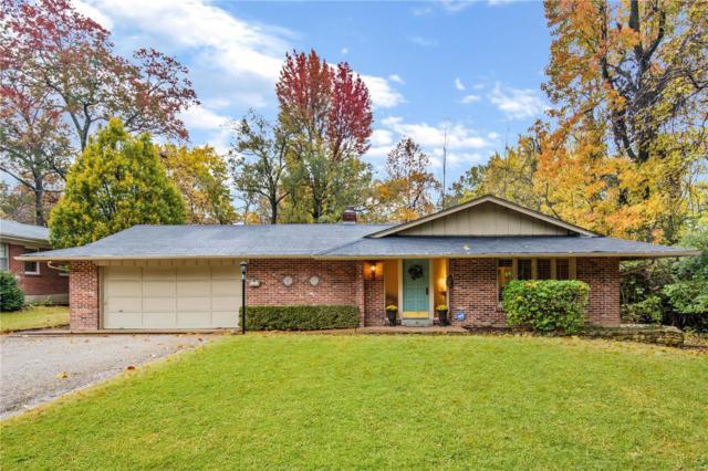40 Narragansett Drive, Ladue, MO 63124 (#18084499) :: Kelly Hager Group | TdD Premier Real Estate