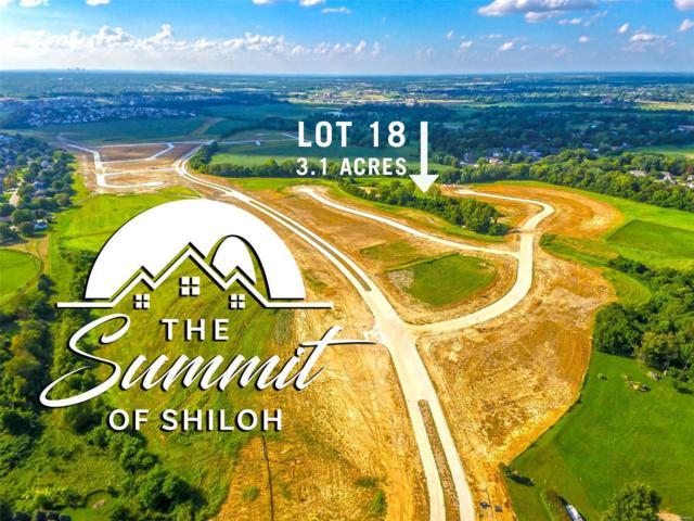 536 Summit Estate Court, Shiloh, IL 62269 (#18086759) :: Fusion Realty, LLC