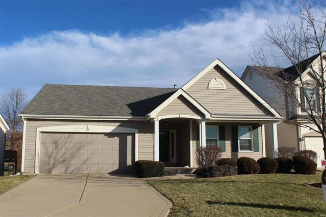 281 Greenshire Lane, Dardenne Prairie, MO 63368 (#18088129) :: The Kathy Helbig Group