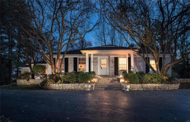 512 High Meadow Road, Frontenac, MO 63131 (#18088364) :: Kelly Hager Group | TdD Premier Real Estate