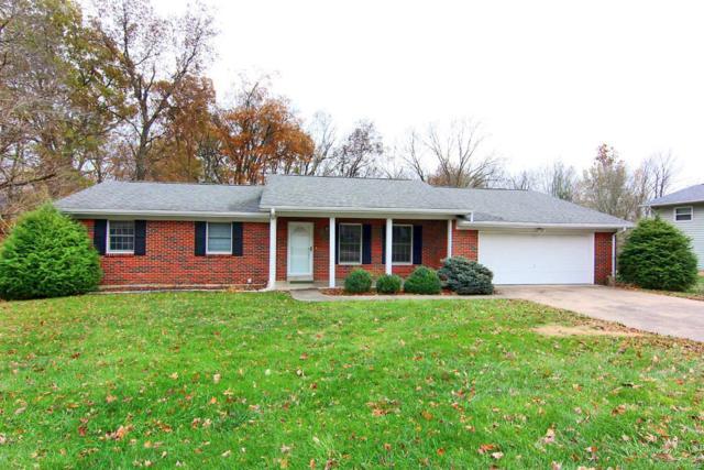 1331 Cherokee Street, Jackson, MO 63755 (#18089426) :: Holden Realty Group - RE/MAX Preferred