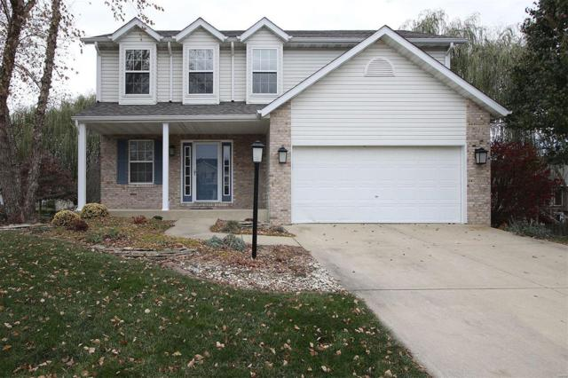2705 Cabin Creek Court, Edwardsville, IL 62025 (#18089571) :: The Kathy Helbig Group