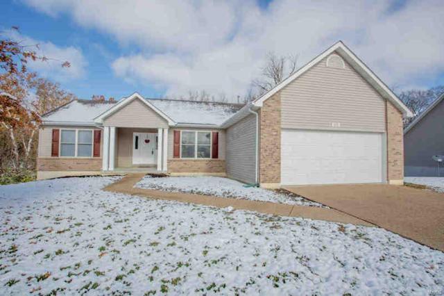 272 Kerstyn Drive, Wentzville, MO 63385 (#18089578) :: Kelly Hager Group | TdD Premier Real Estate