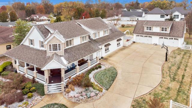 9801 Hilltop Drive, Sunset Hills, MO 63128 (#18089787) :: The Becky O'Neill Power Home Selling Team