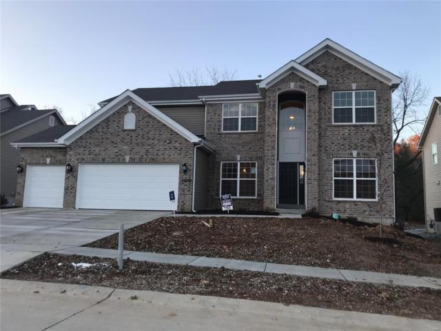 15909 Fox Trotter Court, Ballwin, MO 63021 (#18089906) :: The Kathy Helbig Group