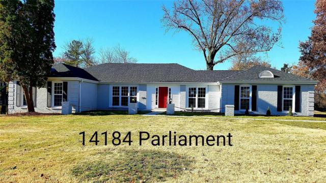 14184 Parliament, Chesterfield, MO 63017 (#18089953) :: Clarity Street Realty