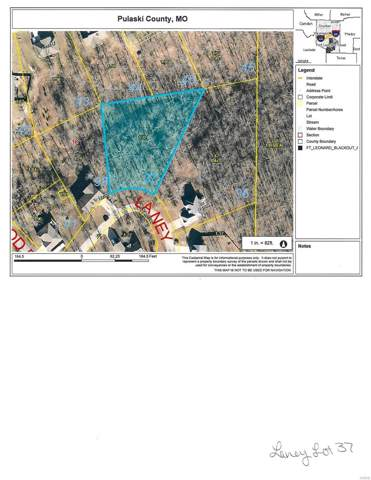 0 Laney Lot 37, Waynesville, MO 65583 (#18090361) :: The Kathy Helbig Group