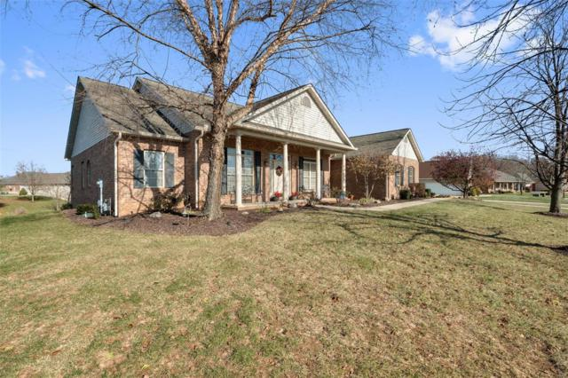 4925 Barnwood Lane, Millstadt, IL 62260 (#18092242) :: RE/MAX Professional Realty