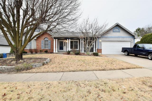 18 Miraclair, Florissant, MO 63031 (#18092768) :: St. Louis Finest Homes Realty Group