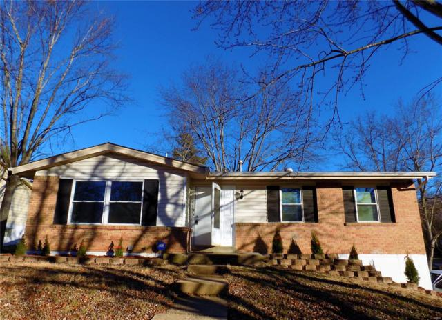 1010 Parkfield Terr, Manchester, MO 63021 (#18092916) :: The Kathy Helbig Group