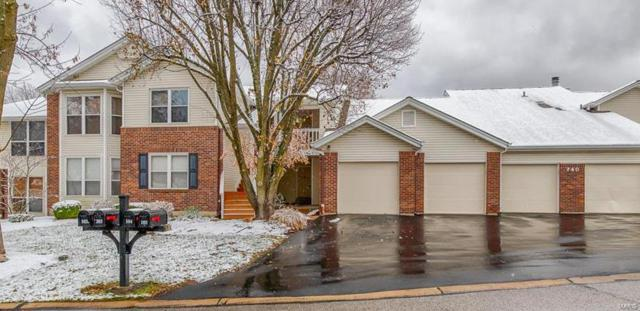 740 Woodside Trails Drive #104, Ballwin, MO 63021 (#18092950) :: The Becky O'Neill Power Home Selling Team